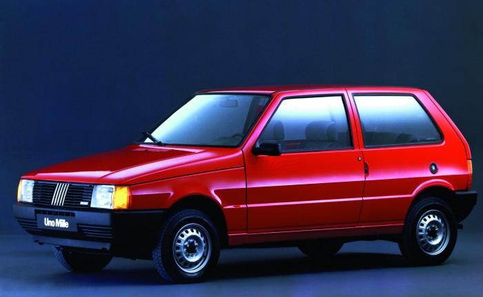 A Evolu 231 227 O Do Fiat Uno Foto 7 Carros R7