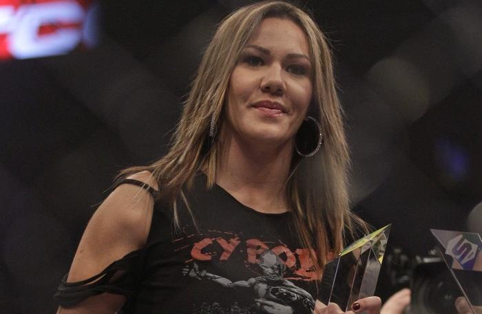 Condenada, Cris Cyborg pega gancho de um ano no MMA - Mais ...