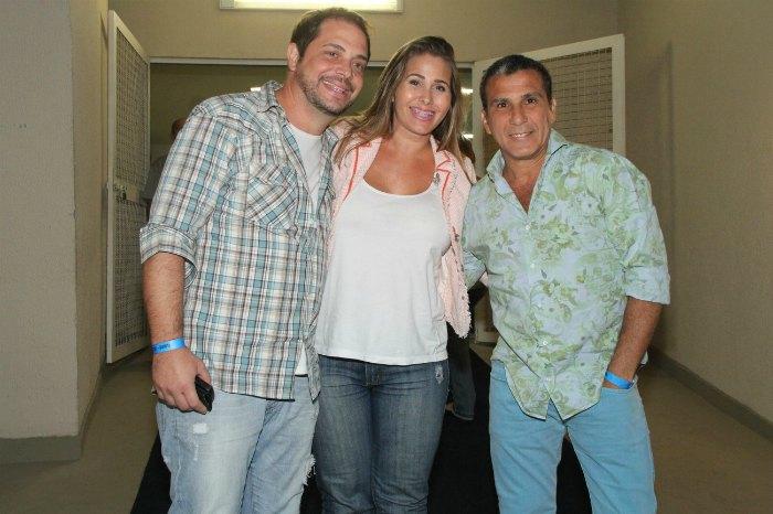 Alex Palarea e Roberto Filho/AgNews