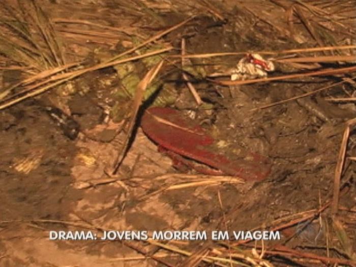 Veja Mais Fotos Do Acidente Dos Jovens Desaparecidos Na BA