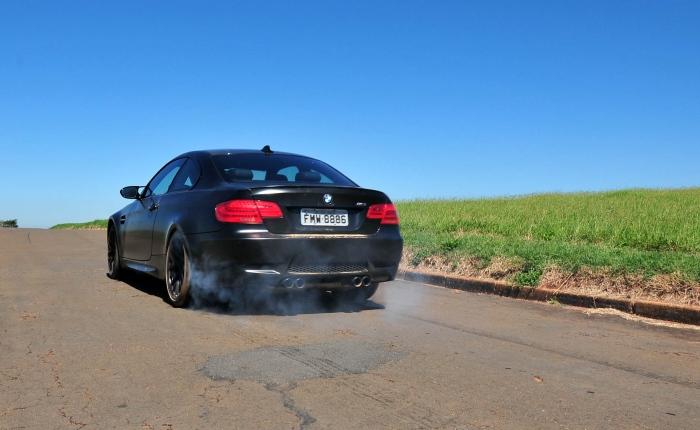 BMW M3 Frozen trás