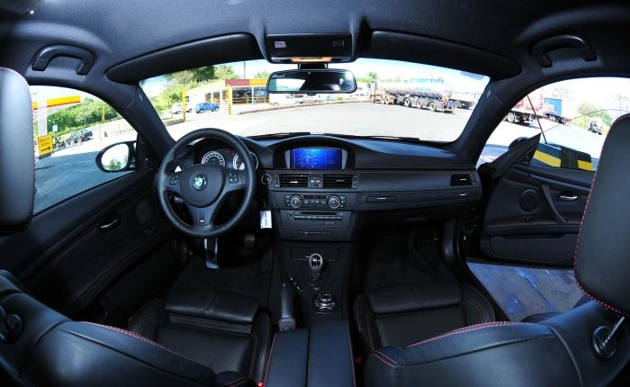 M3 Frozen interior