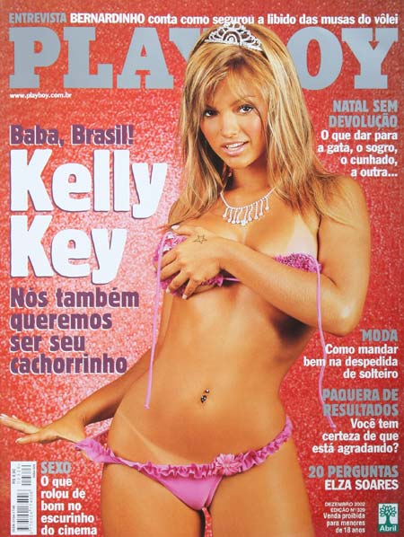 Veja cantoras que fizeram capa da Playboy - Foto 1 - M&uacute;sica - R7