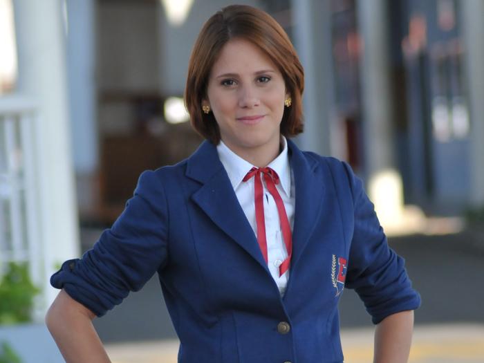 Mariana Cysni Rebelde