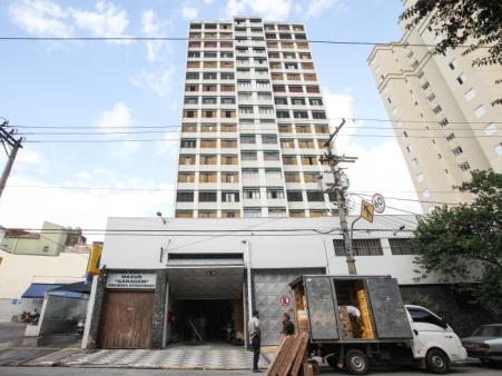 prédio sofre arrastão na aclimação