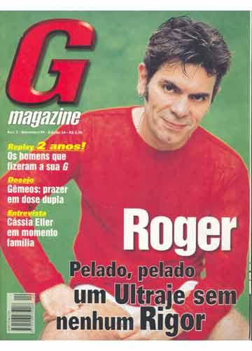 Reprodução/G Magazine