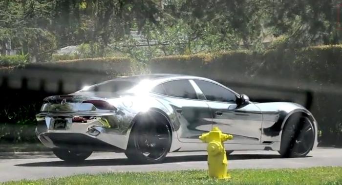 A potência do Fisker Karma, que utiliza um motor a combustão para carregar as baterias, é de mais de 400 cv. Isso significa que o luxuoso modelo de quatro ...