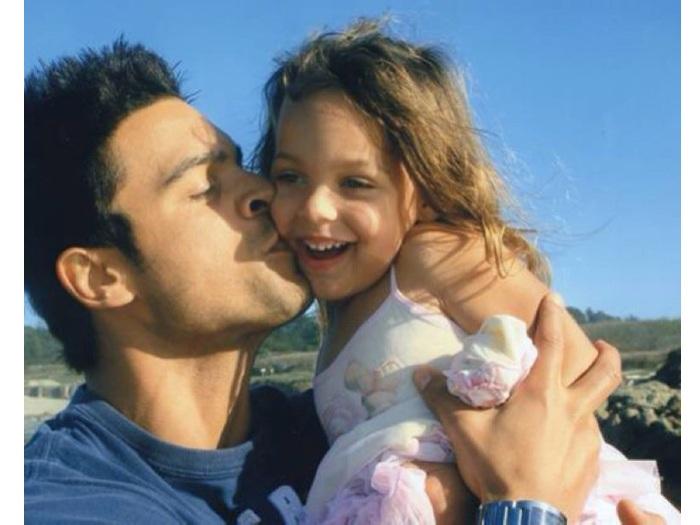 Veja fotos de Gustavo Salyer e da filha Blanca - Foto 1 - Famosos e ...