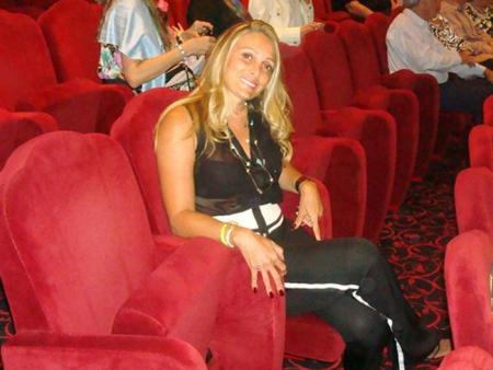 angelina - irmã da angela bismarchi - 2012