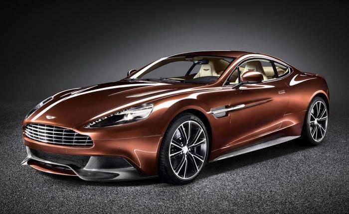A Aston Martin acaba de lançar seu novo carro esportivo de luxo. É o belíssimo Vanquish AM 310, que chegou com motor 3.0 V12 de 573 cv de potência. Saiba m...