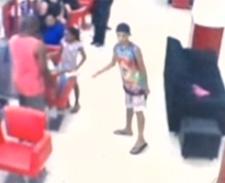 RJ: garoto de 10 anos comanda assalto em salão
