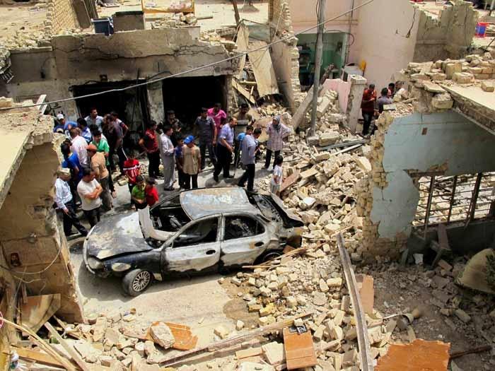Bomba Iraque