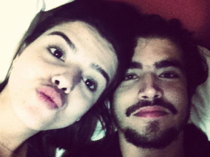 Caio e Giovanna