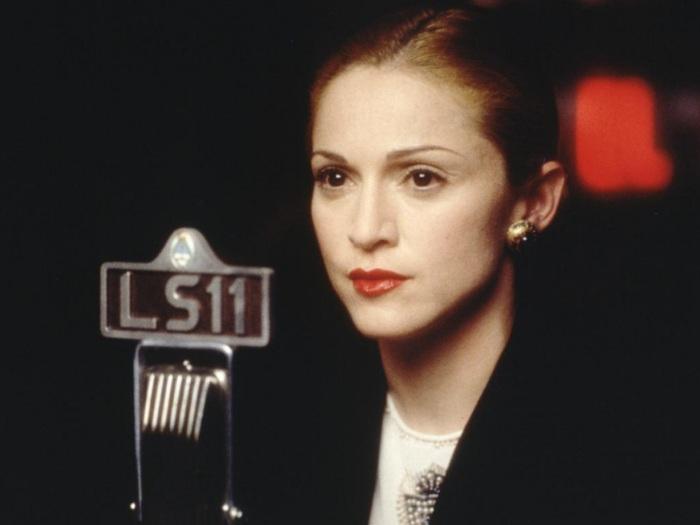Madonna - Evita You Must Love Me