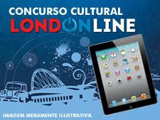 <i>Londonline</i>: mais uma chance para você ganhar um super tablet!