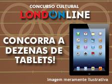 <i>Londonline</i>: ainda dá tempo de participar!