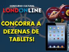 <i>Londonline</i> lança mais um desafio olímpico!