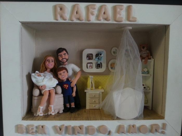Rafael, filho de Claudia Leitte