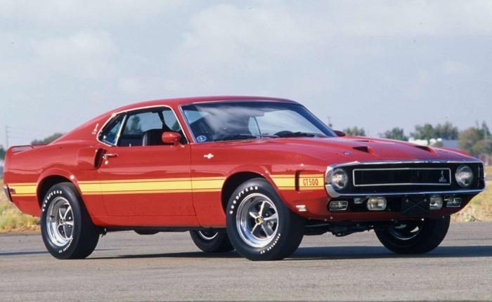 Ford Mustang Shelby Gt500 Cobra Tem 862 Cv De Pot 234 Ncia