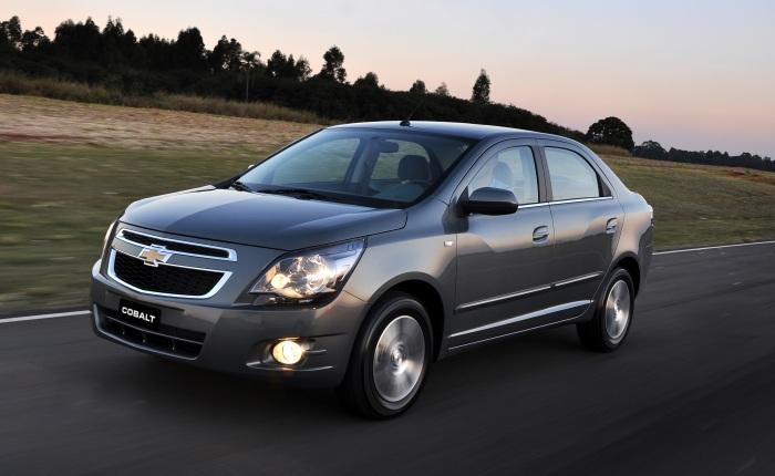 Test- drive: Chevrolet Cobalt 1.8 automático faz a alegria dos taxistas