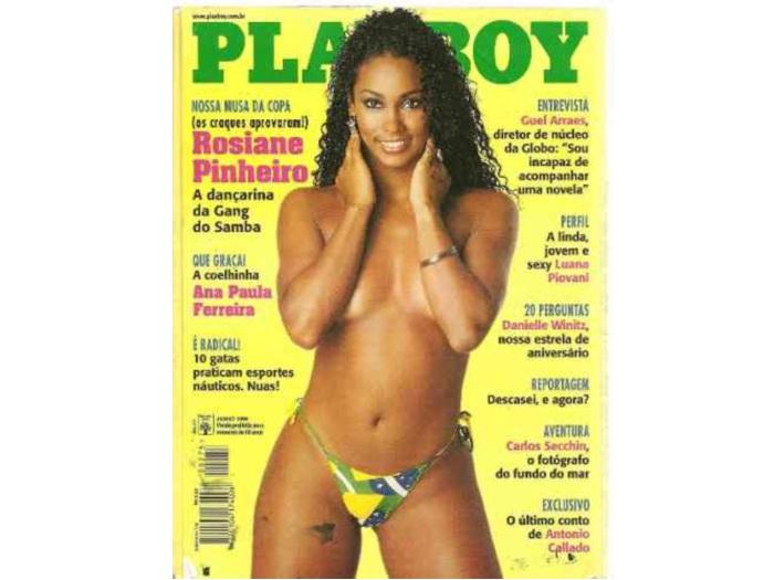 Coelhinha Da Playboy De Reaparece E Paga Mico Na Praia