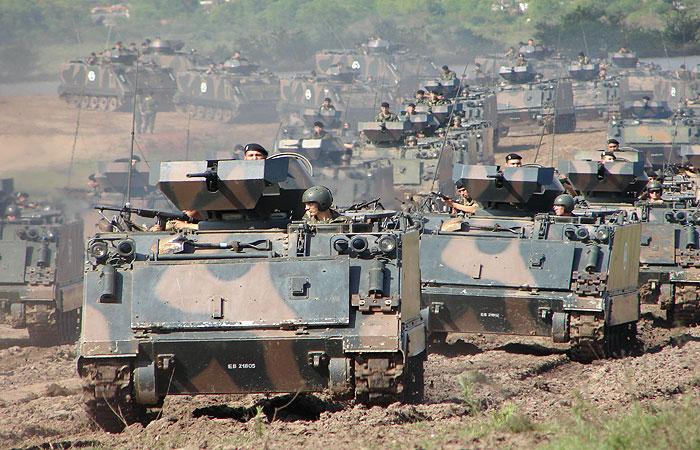 Arquivo/Exército Brasileiro