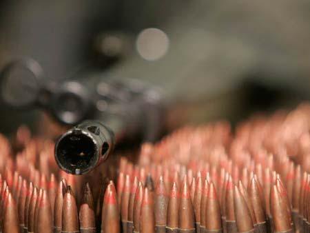 rifle, arma leve, 450