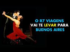 O <b>R7 Viagens</b> vai te levar para Buenos Aires!