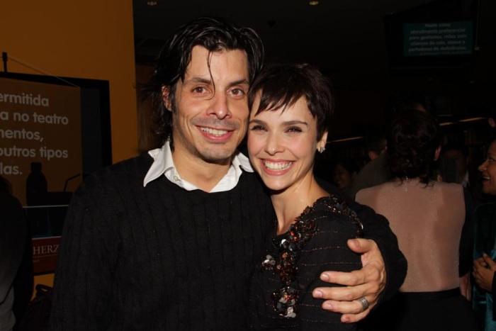 Débora Falabella e Daniel Alvim