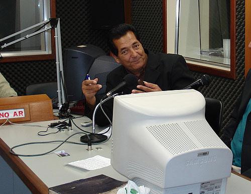 Neilton na rádio
