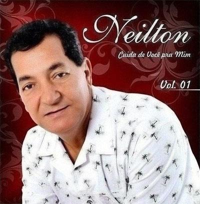 Capa Disco Neilton