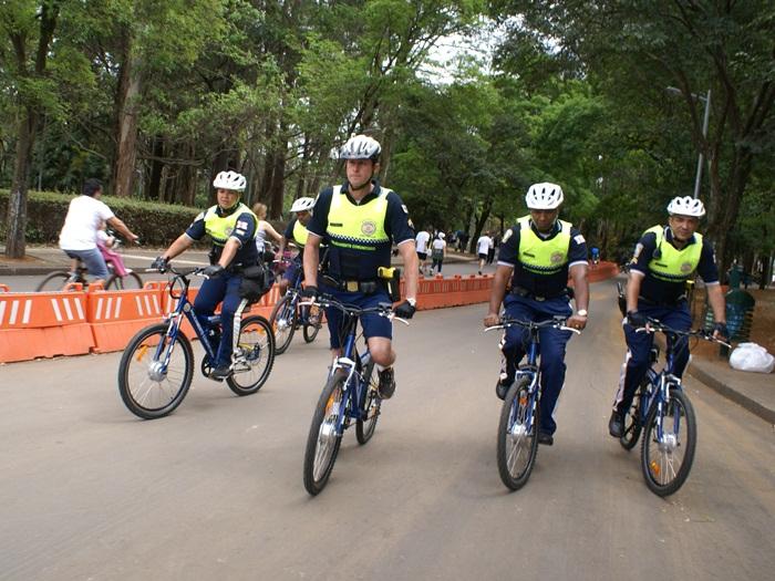 GCM recebe bicicletas elétricas para aumentar atuação de guardas civis
