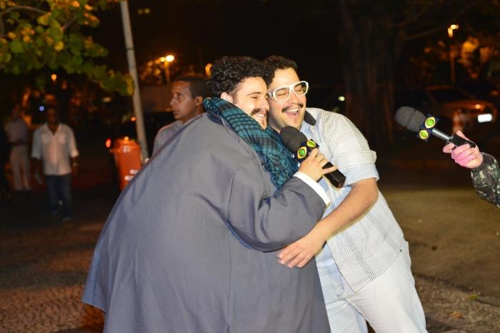 Rodrigo Lombardi leva mulher para festa de novela - Foto 8 ...