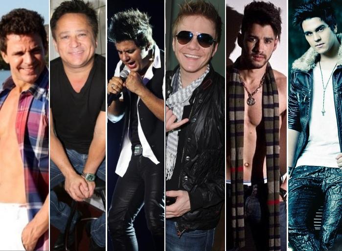 Resultado de imagem para cantores sertanejos juntos
