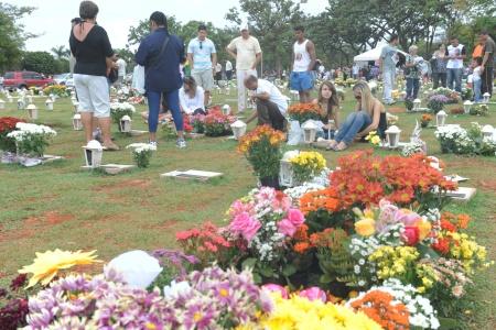 Resultado de imagem para cemiterio   df