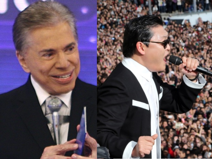 Silvio Santos far&aacute; coreografia de Gangnam Style em vinheta de fim ...