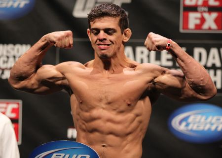 Machucado, Bod&atilde;o &eacute; cortado do UFC SP e substitu&iacute;do por Caio ...