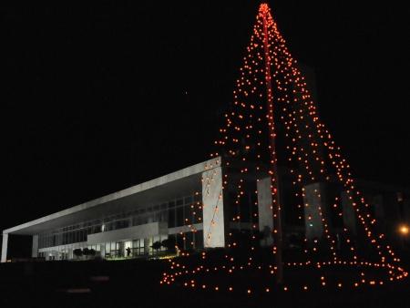 GDF gasta R$ 2,8 milhão com iluminação de Natal