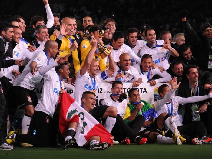 Fifa diz que Corinthians e Barcelona são únicos bicampeões mundiais
