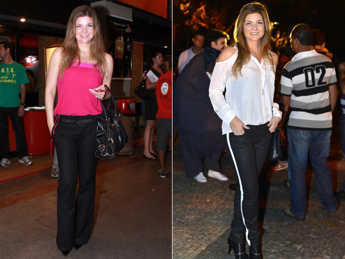Cristiana Oliveira é eleita a famosa que mais emagreceu com dieta ...