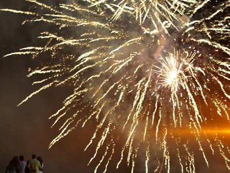 GDF garante que em 2012 fará a maior queima de fogos da capital federal