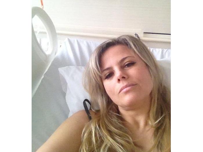 """Maria Cândida é internada com suspeita de leucemia: """"Nasci de novo"""""""