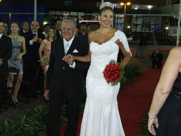 Alex Palarea e Roberto Filho / AgNews