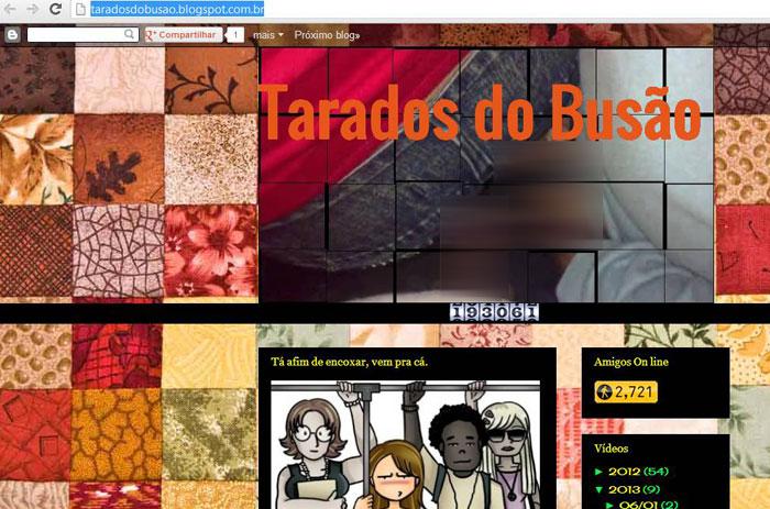 Reprodução/taradosdobusao.blogspot.com.br