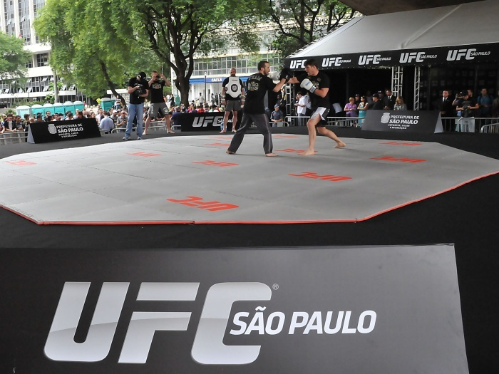 Brasil ganha comiss&atilde;o atl&eacute;tica para regulamentar UFC SP - Mais ...