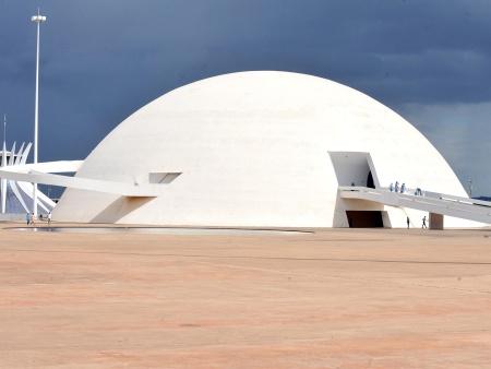 Museu Nacional de Brasília  vai passar por reforma