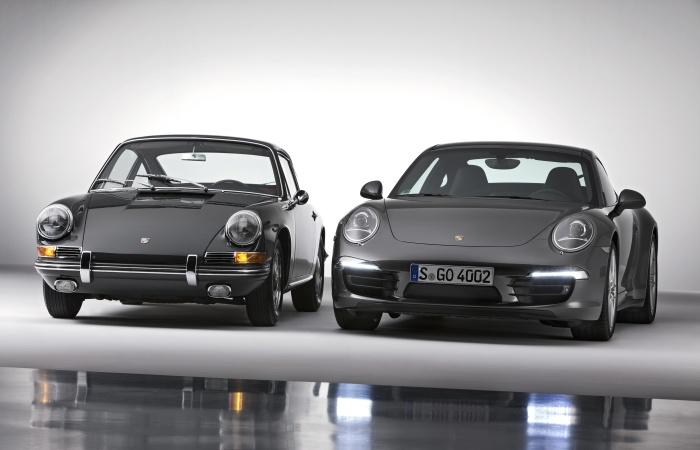 O ano de 2013 marca os 50 anos de história do Porsche 911, um dos esportivos mais famosos do mundo. Para celebrar o cinquentenário a marca promoverá uma sé...