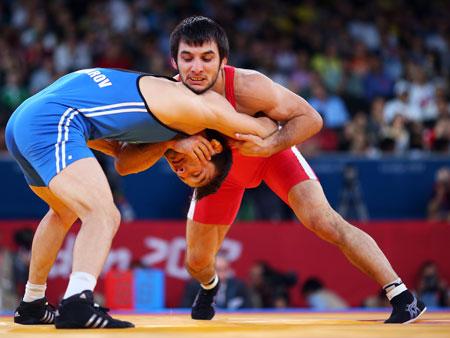 luta olimpica