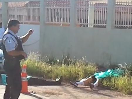 Resultado de imagem para assassinato brasilia distrito federal
