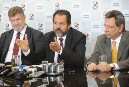 GDF não decidiu se vai punir empresas de ônibus por quebra de contrato
